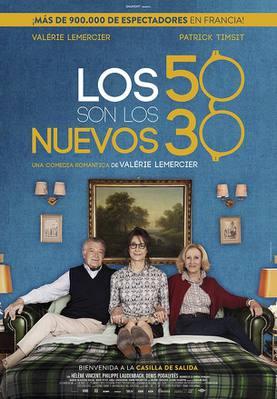 Los 50 son los nuevos 30 - Poster - Spain