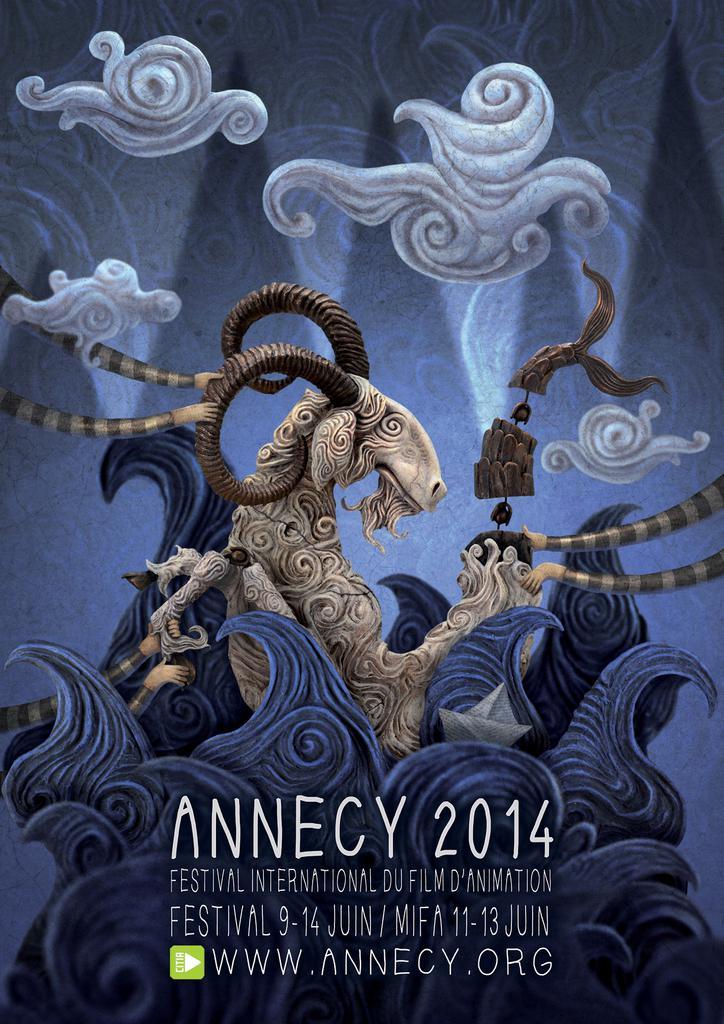 Marché international du film d'animation - Annecy