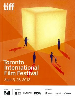 TIFF (Toronto Festival Internacional de Cine) - 2018