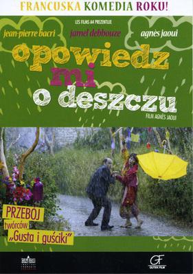 Parlez-moi de la pluie - Poster Pologne