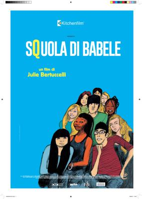School Of Babel - Poster - Italy