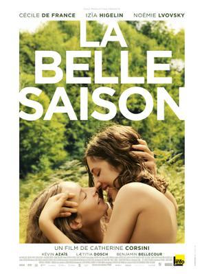 Un amor de verano - Poster - FR