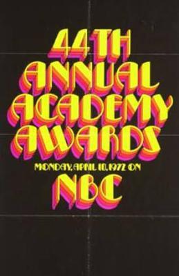 Oscars du Cinéma - 1972