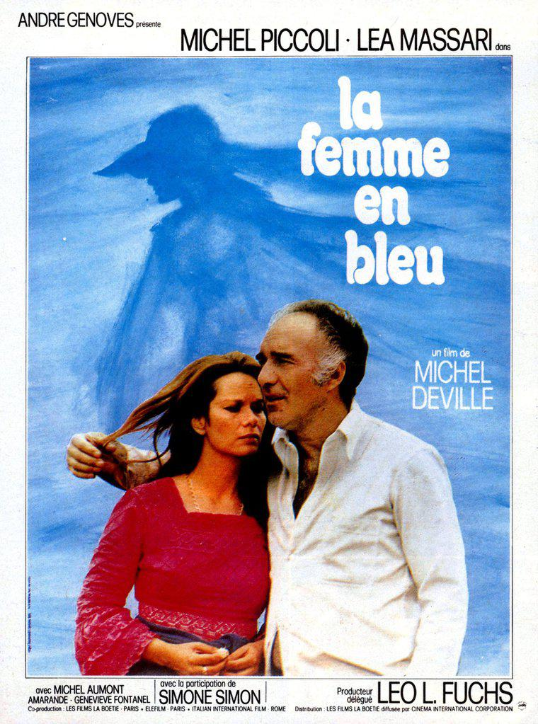La Dama de azul