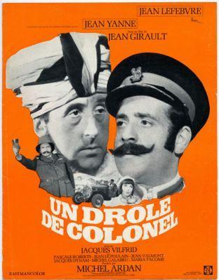 A Strange Kind of Colonel