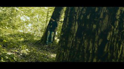 Sous les branches
