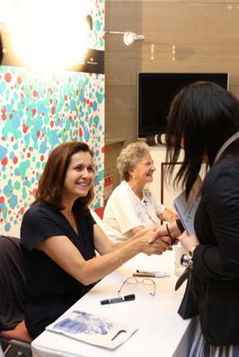 Recap of the 24th French Film Festival in Japan - Pascale Pouzadoux & Marthe Villalonga