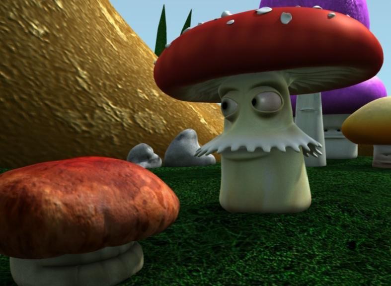 Questions pour un champignon