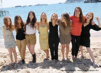 17 filles - © Semaine de la Critique