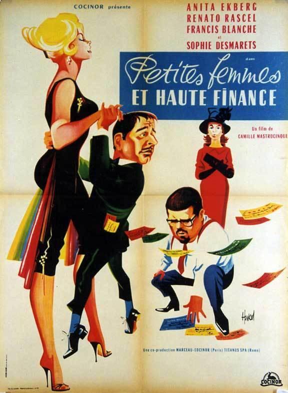 PETITES FEMMES DE HAUTES FINANCE