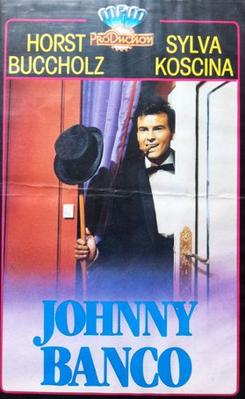 Johnny Banco - Jaquette VHS France