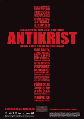 Antichrist - Poster - Czech Republic