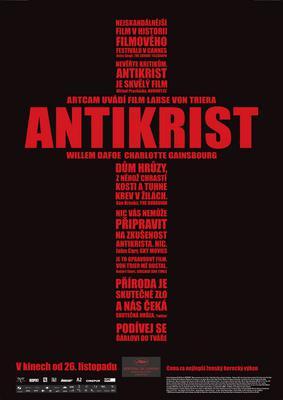 Antichrist - Poster - Czech Republic