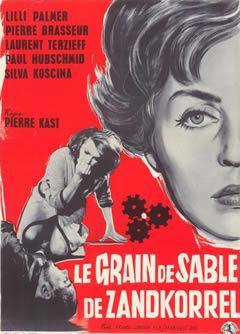 Le Grain de sable - Poster Belgique