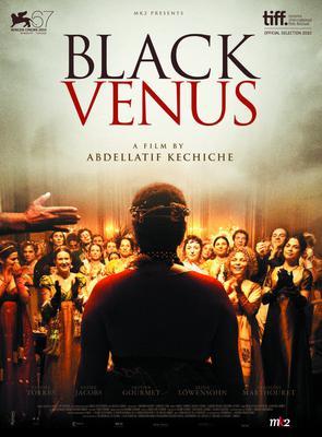 Vénus noire - Poster - USA