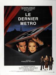 El último metro - Poster France