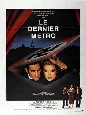 Le Dernier Métro - Poster France