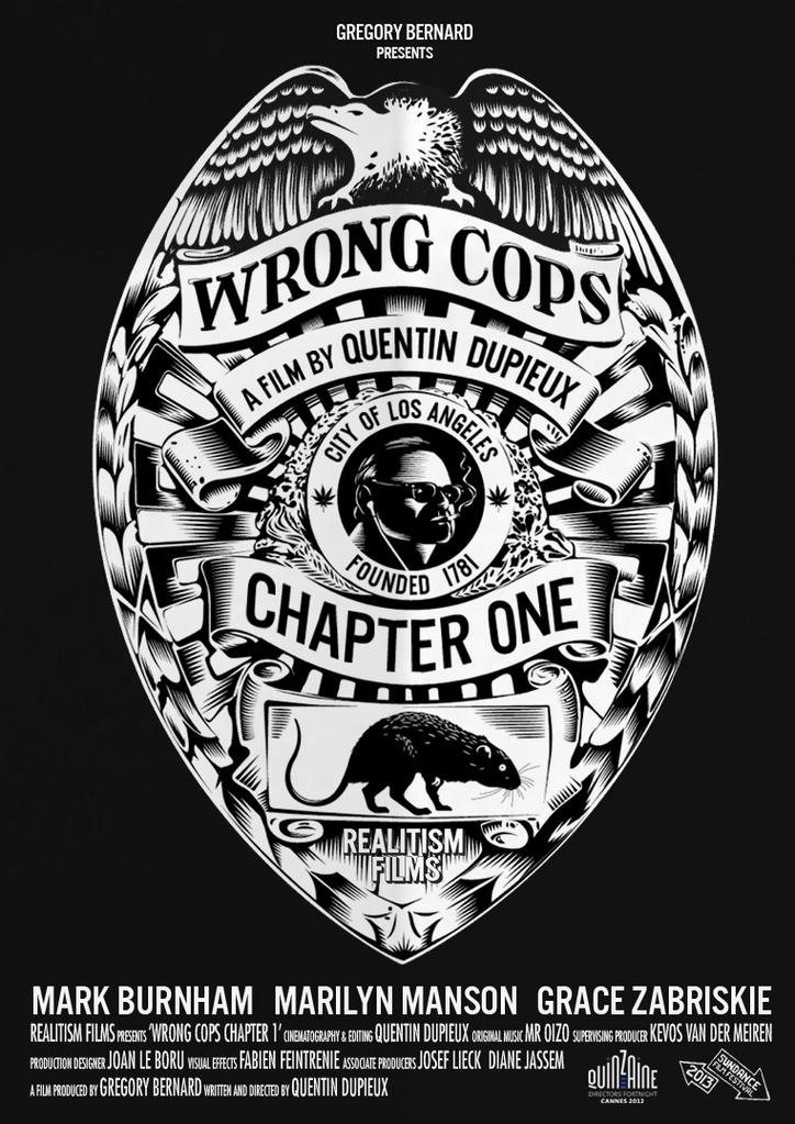Wrong Cops Chapter One