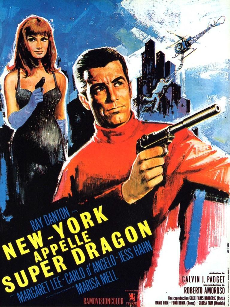 Secret Agent Super Dragon