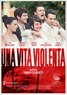 A Violent Life - Poster - Italy
