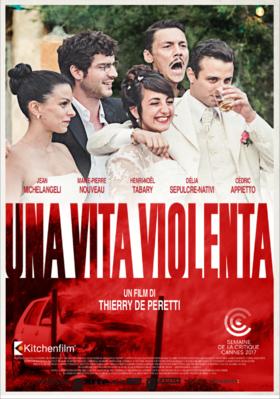 Une vie violente - Poster - Italy