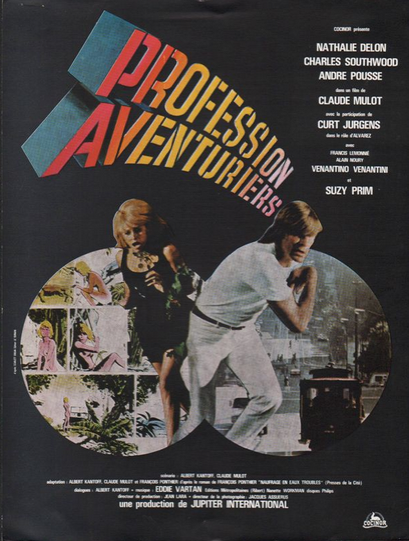 Profession : Aventuriers