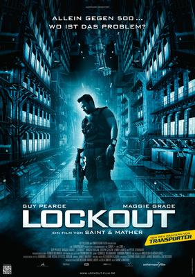 Lock Out - Poster - Allemagne