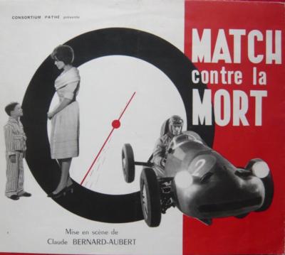 Match contre la mort - Dossier de presse