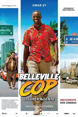 Belleville Cop - Poster - Portugal