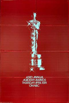Academy Awards - 1971