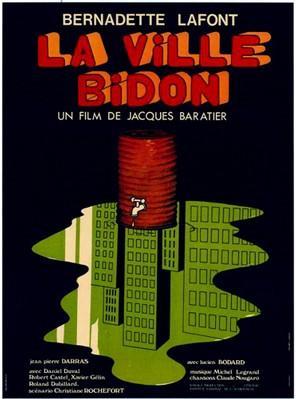 La Ville bidon (La Décharge)