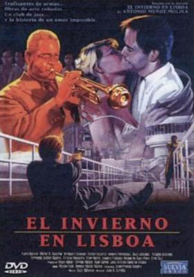 The Winter in Lisbon - DVD Spain