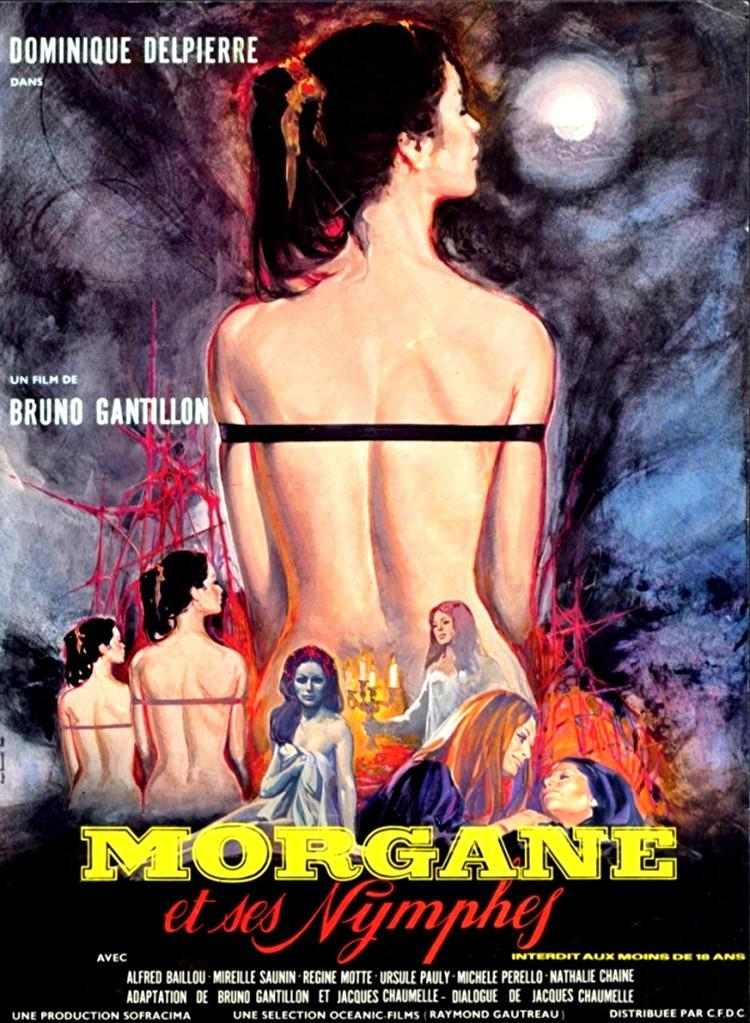 Girl Slaves of Morgana Le Fay