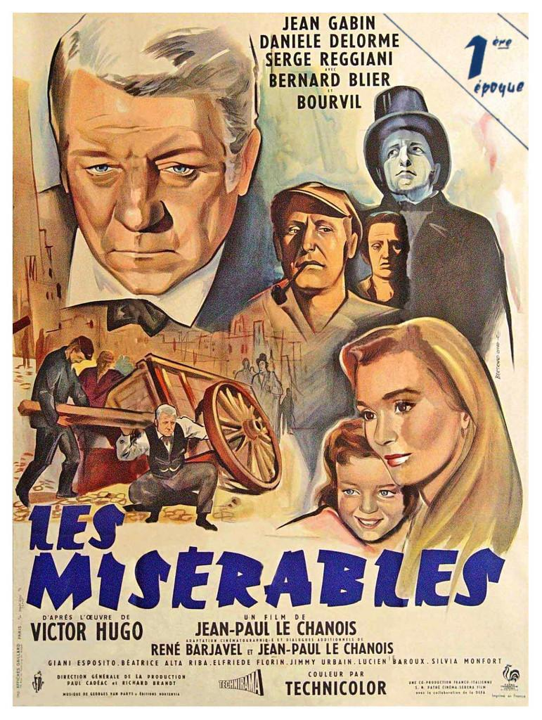 Image result for les misérables gabin
