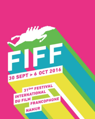 FIFF - Festival international du film francophone de Namur  - 2016