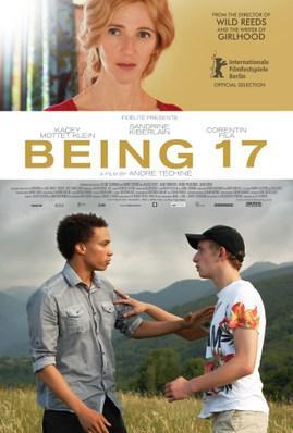 Being Seventeen - Poster - USA