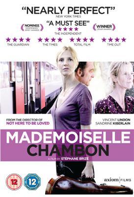 Mademoiselle Chambon - Poster - UK