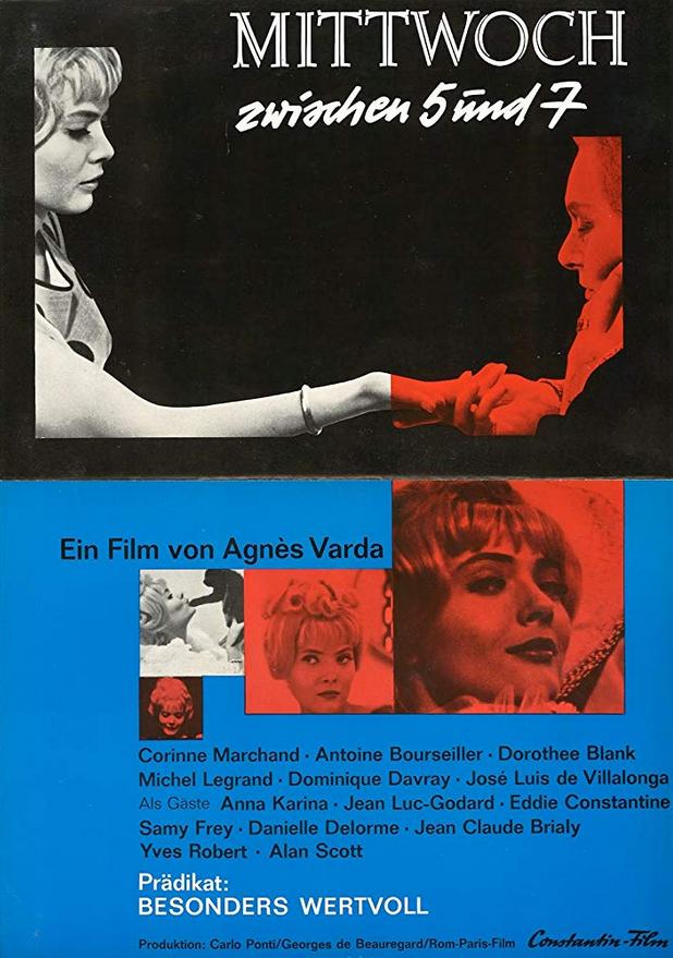 Cleo De 5 A 7 De Agnès Varda 1961 Unifrance