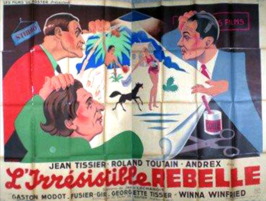 L'Irrésistible Rebelle / Une idée à l'eau