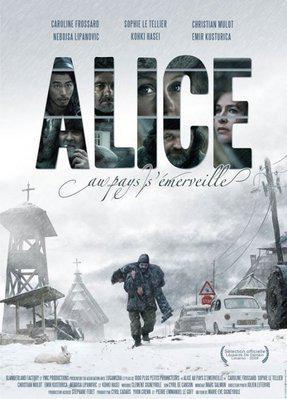 Alice au pays s'émerveille