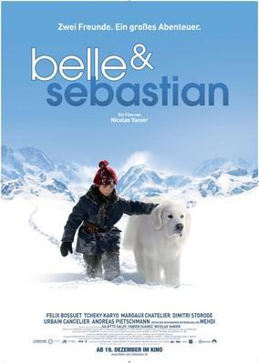 Belle et Sébastien - Poster - Germany