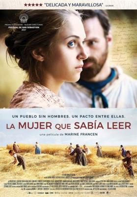 La Mujer que sabía leer - Poster - Spain