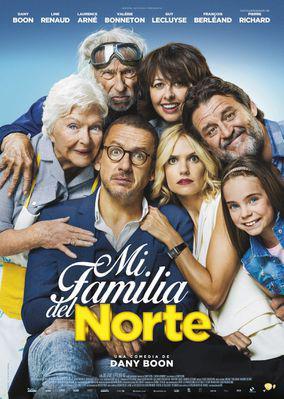 Mi familia del norte - Poster - Spain