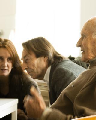 """Louis-Albert Serrut - Présentation film """"Fred Bondi, l'homme chanceux"""""""
