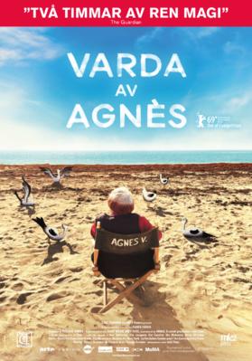 Varda por Agnès - Poster - Sweden