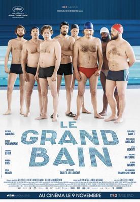 Le Grand Bain - Poster - Quebec