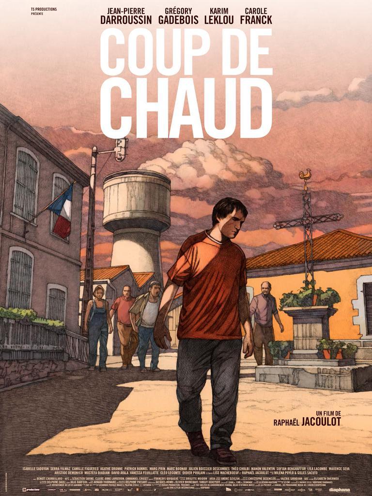 Raphaël Jacoulot - Poster - FR