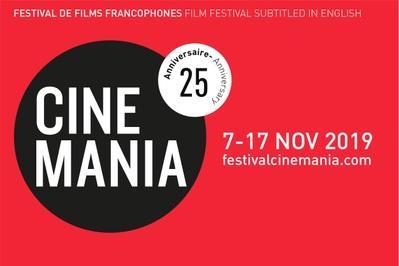 Festival de films francophones CINEMANIA - 2019