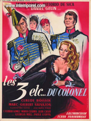 Three Etc.'s and the Colonel
