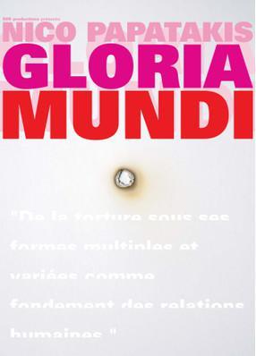 Gloria Mundi / 仮題:この世の栄華